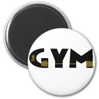 Gym and fitness magnet