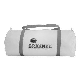 Gym Bag with Cool Original Print