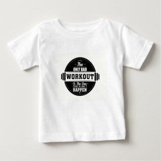 Gym Bud Baby T-Shirt