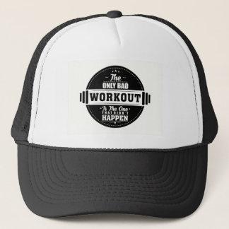 Gym Bud Trucker Hat