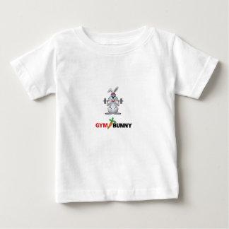 gym bunny 2 baby T-Shirt