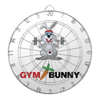 gym bunny 2 dartboard