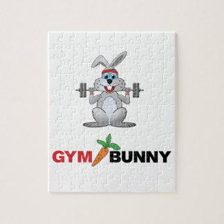 gym bunny 2 jigsaw puzzle