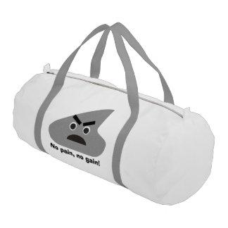 Gym Duffel Bag - No pain, no gain!