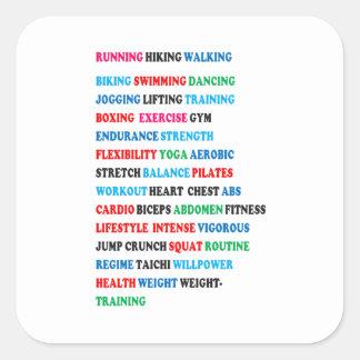 GYM EXERCISE Tag Words RUNNING HIKING WALKING
