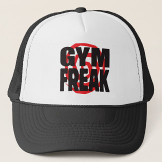 Gym Freak Trucker Hat