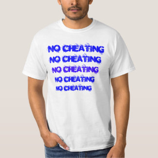 "Gym Motivation ""Not Cheating"" T-Shirt"