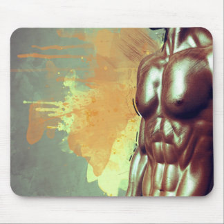 Gym Mouse Pad