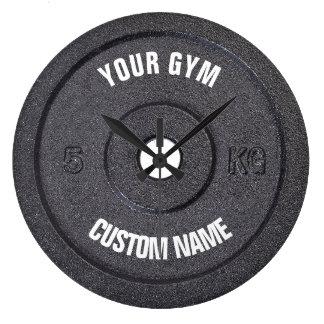 Gym Owner or User Funny Clock