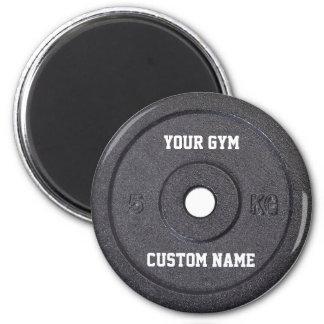 Gym Owner or User Funny Magnet
