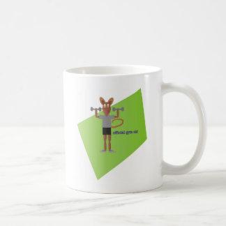 Gym Rat Coffee Mug