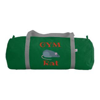 GYM Rat emoji Gym Bag