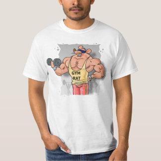 Gym Rat Pumping Iron Shirt