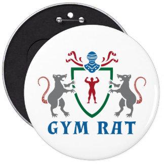 Gym Rat Shield Button