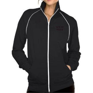 Gym Rat Sport Jacket. Printed Jacket