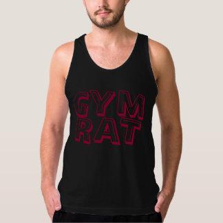 Gym Rat tank