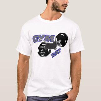 Gym Rat Weightlifting T-Shirt