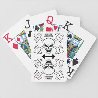 Gym Rats Association Playing Cards