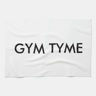 Gym Tyme Towel