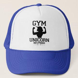 GYM UNICORN-trucker hat