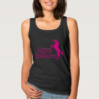 Gym Unicorn Workout Tank Top