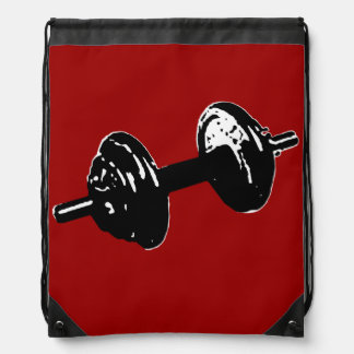 GYM-weight Drawstring Bag