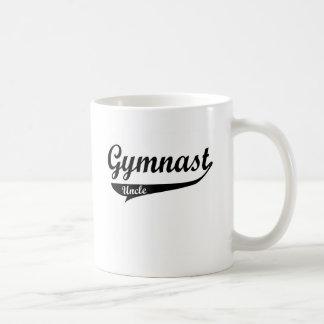 Gymanstic Family Swoosh Male Mug