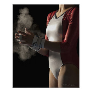 Gymnast 3 print