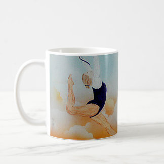 Gymnast Coffee Mug