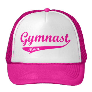 Gymnast Family Swoosh Female Trucker Hat