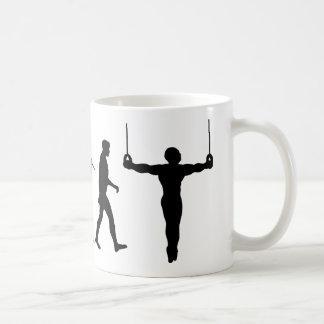 Gymnast Gymnastic Rings Coffee Mug