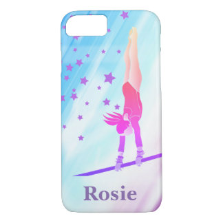 Gymnast Iphone Case