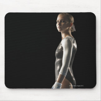 Gymnast Mouse Pads