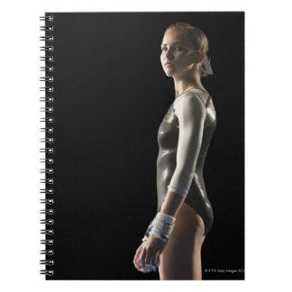 Gymnast Notebook