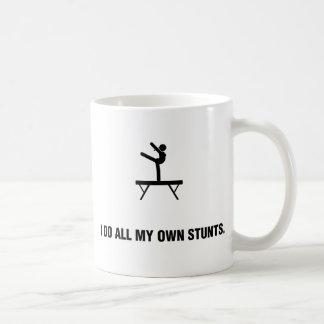 Gymnastic - Balance Beam Mugs