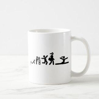 Gymnastic - Floor Exercise Coffee Mug