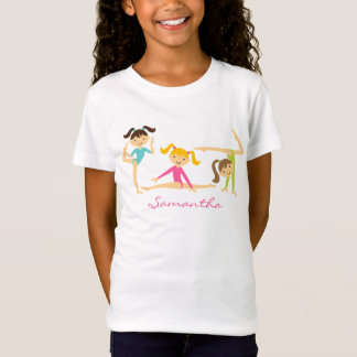 Gymnastic Girls T shirt