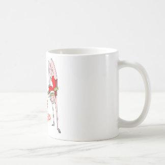 Gymnastic Happy Holidays Mugs