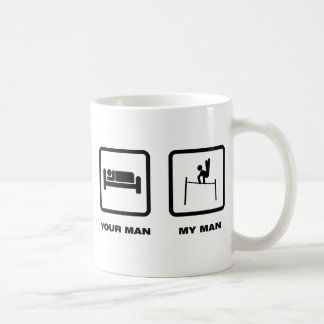 Gymnastic - Horizontal Bar Coffee Mugs