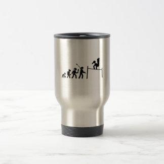 Gymnastic - Horizontal Bar Mugs