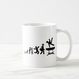 Gymnastic - Pommel Horse Coffee Mugs