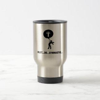 Gymnastic - Still Rings Mugs