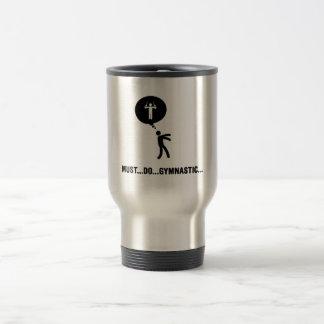 Gymnastic - Still Rings Coffee Mug