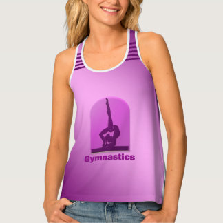 Gymnastic Treasure Tank Top