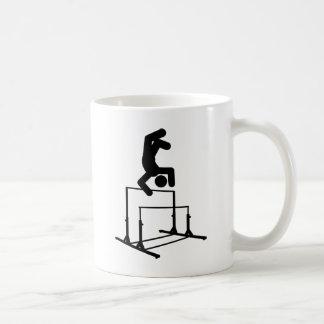 Gymnastic - Uneven Bars Classic White Coffee Mug