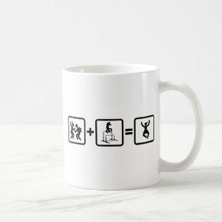 Gymnastic - Uneven Bars Mugs