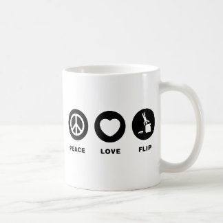Gymnastic - Vault Basic White Mug