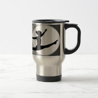 Gymnastics 4 travel mug