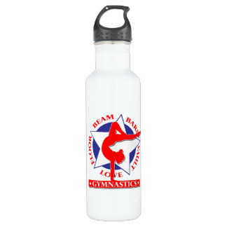 Gymnastics 710 Ml Water Bottle