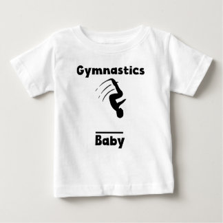 Gymnastics Baby Baby T-Shirt